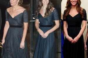 Kate Middleton repete pela segunda vez vestido de R$ 8 mil durante jantar em NY