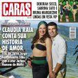 Claudia Raia conta, em entrevista a revista 'Caras', detalhes de sua relação com Jarbas Homem de Mello