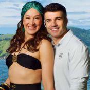 Claudia Raia sobre namoro com Jarbas Homem de Mello: 'Mudou minha vida'