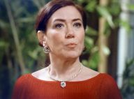 'Império': Maria Marta dá uma surra em Cora ao se encontrar com ela no cemitério