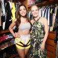 Anitta mostra o seu enorme closet para Angélica no programa 'Estrelas'