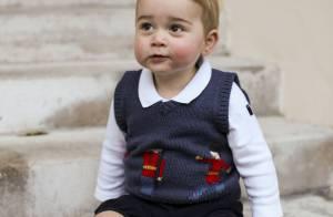 Coletinho usado pelo príncipe George, filho de Kate Middleton, esgota em loja