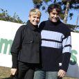 O relacionamnto de Xuxa e Luciano Szafir durou 11 anos