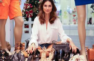 Thaila Ayala promove bazar com peças de Bruna Marquezine e outras famosas