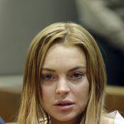 Prestes a se internar em clínica de reabilitação, Lindsay Lohan segue bebendo