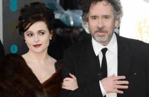 Tim Burton e Helena Bonham Carter terminam casamento após 13 anos: 'Amigável'