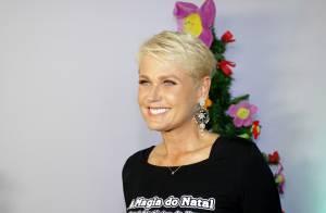 Xuxa deseja feliz Natal aos fãs e agradece orações para mãe e carinho com Sasha