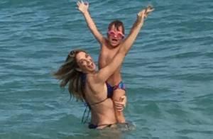 Ticiane Pinheiro curte férias com a filha, Rafaella, em Miami: 'Amor'