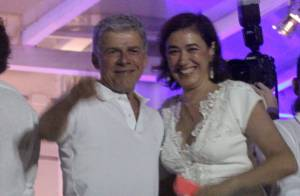 bfc074baa Lilia Cabral e outros famosos curtem Réveillon no Copacabana Palace. Veja  fotos!