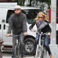 Leonardo DiCaprio e Toni Garn já viviam uma vida de casal em Nova York, EUA, onde moravam na casa do ator