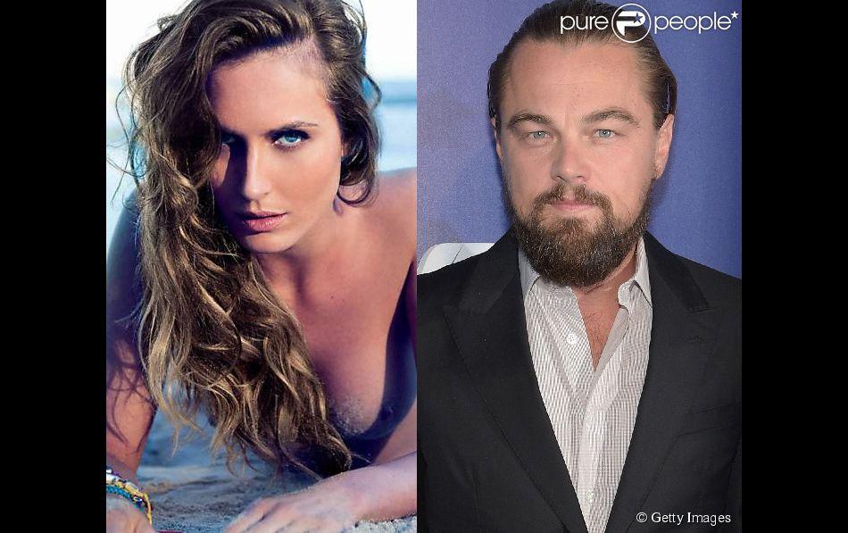 Eliza Joenck e Leonardo DiCaprio terminam namoro e passam réveillon separados