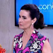 Fátima Bernardes incentiva ator a parar de fumar: 'Tem 1 mês e meio para querer'