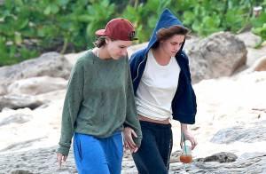 Kristen Stewart troca beijos com Alicia Cargile e confirma rumores de romance
