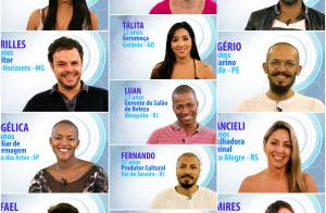 'BBB 15': conheça os novos participantes do reality show
