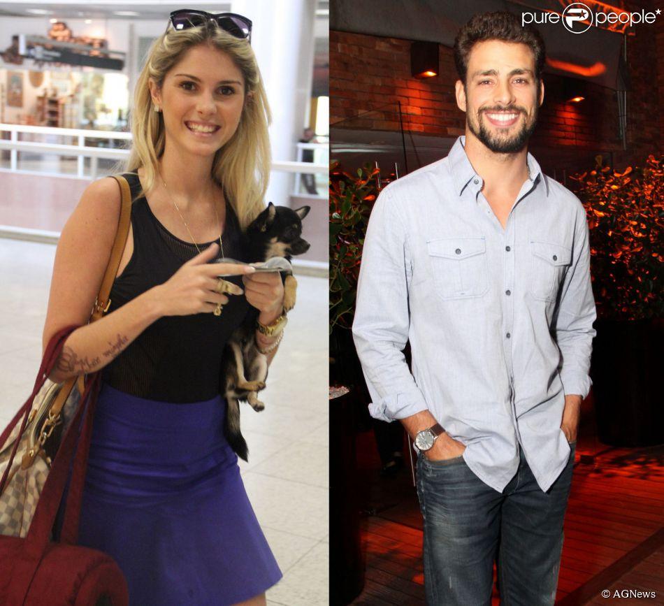 Bárbara Evans é escolhida para formar par romântico com Cauã Reymond em 'Dois Irmãos'