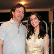 Nasce filho da jornalista Ticiana Villas Boas, do 'Jornal da Band': 'Dia feliz'