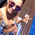 Isis Valverde tem um cardápio de receitas saudáveis elaborado pela nutricionista Carla Cotta