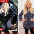 Jessica Simpson emagrece 20 kg com dieta especial; veja o antes e depois da cantora