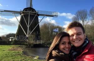 Após viagem à Inglaterra, Michel Teló e Thais Fersoza vão à Holanda: 'Eurotrip'