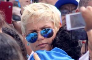 Xuxa pede oração de fãs para sua mãe: 'Mal de Parkinson no último estágio'