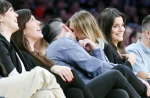 Cameron Diaz e Benji Madden são vistos aos beijos pela 1ª vez após casamento