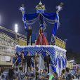 Elenco de 'Império' gravou no sambódromo do Rio de Janeiro no último sábado, 31 de janeiro de 2015
