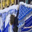 Cora vai invadir o desfile da União de Santa Teresa e escalar o carro alegórico em que estará Zé Alfredo