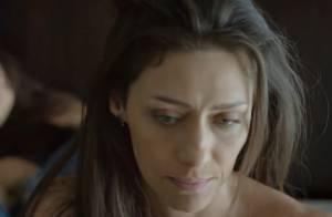 Paolla Oliveira e Maria Fernanda Cândido dividem mesma cama em minissérie