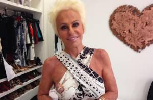 Ana Maria Braga afirma que não gosta de usar sutiã: 'Me dá dor de cabeça'
