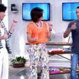 'Encontro': Fátima Bernardes dança o hit do Carnaval, 'Tem Xenhenhém'