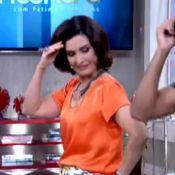 'Encontro': Fátima Bernardes dança o hit do Carnaval 'Tem Xenhenhém'