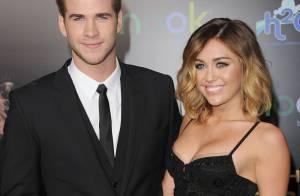Miley Cyrus e Liam Hemsworth adiam planos de casamento: 'Eles não estão prontos'