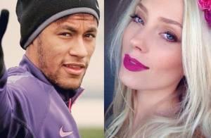 Neymar está vivendo romance com a modelo catarinense Analu Silveira, diz jornal