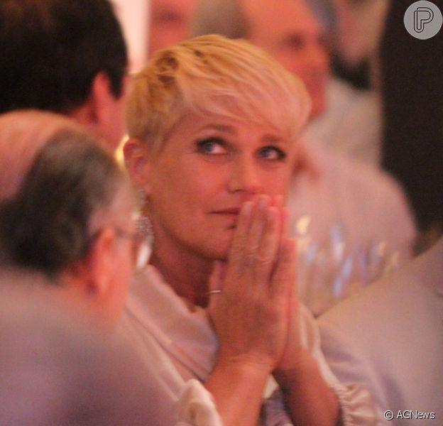 Xuxa volta a dizer que não assinou contrato com a Record, mas frisa: 'Ainda', nesta sexta-feira, 6 de fevereiro de 2015