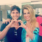 Fernanda e André alugam apartamento, mas assessor garante: 'Nada de casamento'