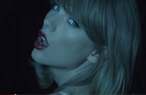 Taylor Swift lança o clipe da música 'Style', feita para o ex Harry Styles