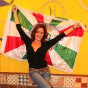Christiane Torloni é a nova rainha de bateria da Grande Rio: 'Surpresa especial'