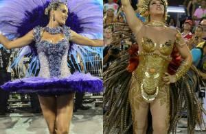 Carnaval 2015: reveja os destaques das escolas campeãs do Rio e São Paulo