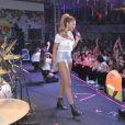 Ludmilla foi outra atração no mesmo evento que Anitta cantou