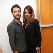 Caio Blat e Maria Ribeiro se separam após sete anos de casamento, diz jornal