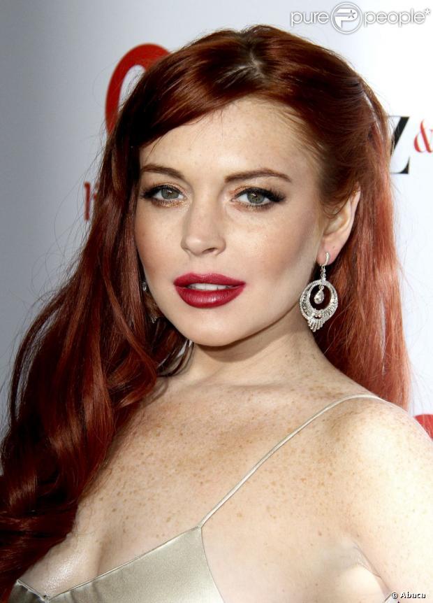 Lindsay Lohan se envolve em confusão mais uma vez