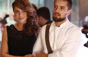 'Império': Maria Clara manda Cristina em seu lugar no casamento com Vicente