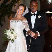 Thiaguinho fala de casamento com Fernanda Souza: 'Transbordando de alegria'