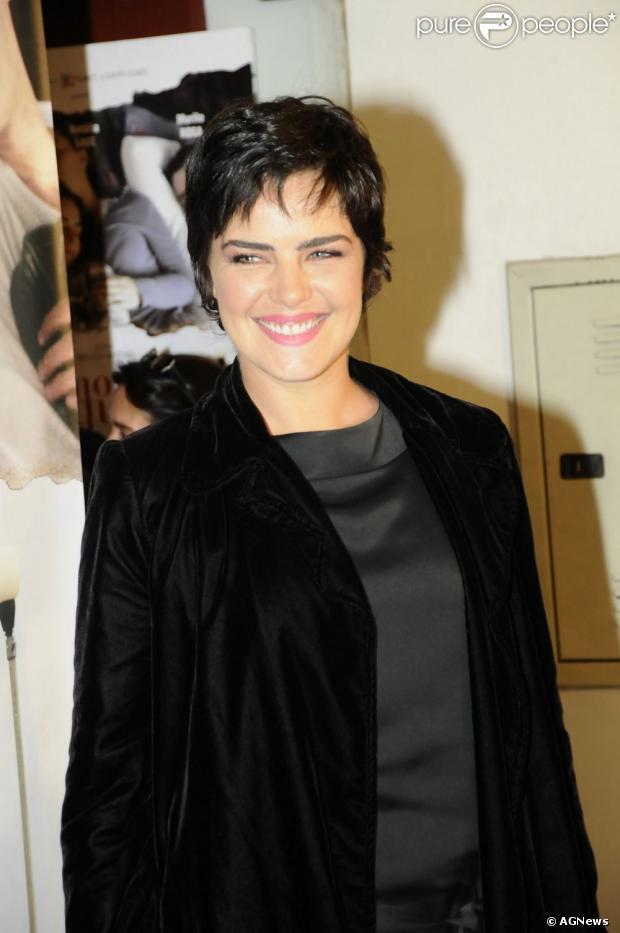 Ana Paula Arósio é descartada para a novela 'Joia Rara', da TV Globo ...