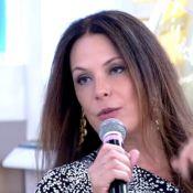 Carolina Ferraz diz que teve depressão no início da gravidez: 'Fiquei agressiva'
