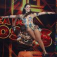 Paloma disse que ficou mais forte e segura após participar do quadro 'Dança dos Famosos, do 'Domingão do Faustão'. A atriz conquistou o segundo lugar na atração