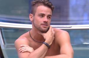 'BBB15': Rafael assume que namoro com Talita pode não dar certo. 'Diferentes'