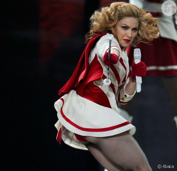 Madonna vem ao Brasil para apresentar sua nova turnê, a 'MDNA Tour', em dezembro de 2012