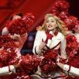 Madonna arrasa como líder de torcida