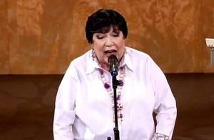 Celso Portiolli e mais famosos lamentam a morte de Inezita Barroso, aos 90 anos